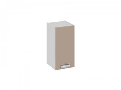 Шкаф навесной левый В_60-30_1ДР(А) Бьюти Капучино
