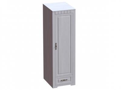 Шкаф однодверный Прованс 602х410х1970 Бодега белая