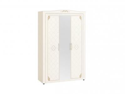Шкаф трехдверный с зеркалом 99.12 Версаль 1450х580х2290