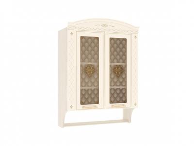 Шкаф-витрина с колоннами 23.15 Милана 800х320х1130