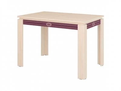 Стол обеденный Орфей-15.12 Дуб Кобург 1100(1600)х750х760