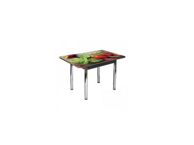 Стол обеденный Прямоугольный Клубника 1200