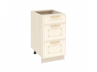 Стол с 3 ящиками - метабоксы 23.59 Милана 400х530х820