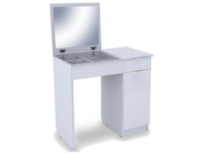 Туалетный стол Римини-3 Белый