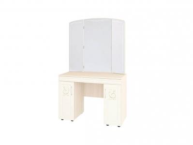 Туалетный стол с зеркалом 93.06 Тиффани 1030х470х1700