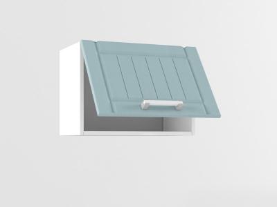 Верхний шкаф В 500 1 софт 360х500х300 Прованс Роялвуд голубой