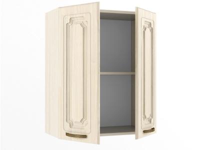 Верхний шкаф В 600 2 двери 720х600х300 Грецкий орех