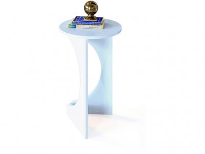 Журнальный столик Сокол СЖ-7 Белый